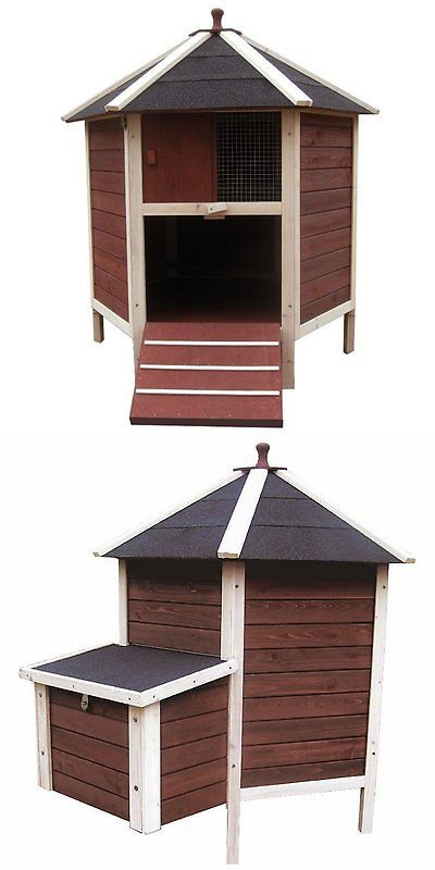 Backyard Poultry Supplies 177801: Chicken Coop Hen House Poultry Hutch Backyard Barnyard Rot And Insect Resistant -> BUY IT NOW ONLY: $194.95 on eBay!