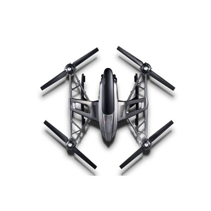 Yuneec Typhoon Q500 Quad Drone w/ HD Camera, Gimbal, GPS, Intelligent Flight Modes for sale - top view