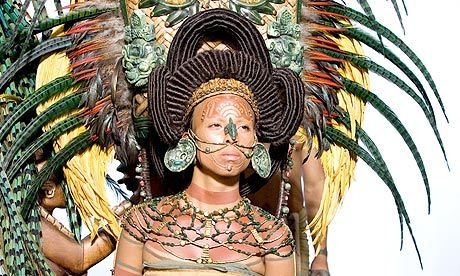 Clip from Mel Gibson's film Apocalypto. My favourite movie. Inside of me, I am a beautiful, fierce Mayan princess.