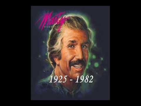 Marty Robbins - A White Sport Coat And A Pink Carnation..I remember dancing with my Uncle Wayne standing on top of his shoes to this song when I was a little girl....