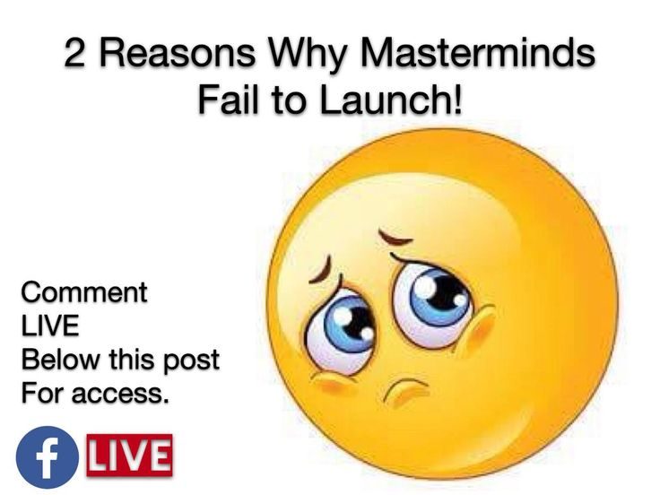 2 reasons why Mastermind FAIL to launch. The difficult part is being honest and self aware enough to know which one it is.  I will equip you with the 3 questions to determine the truth for you or the reality for you.  You can also get access to the training and our FREE Mastermind Manual by clicking the links below:  Link to Join us: https://bit.ly/LiveLouBot  Download our full Free Mastermind Manual:  A2017 - MMM - Opt-in