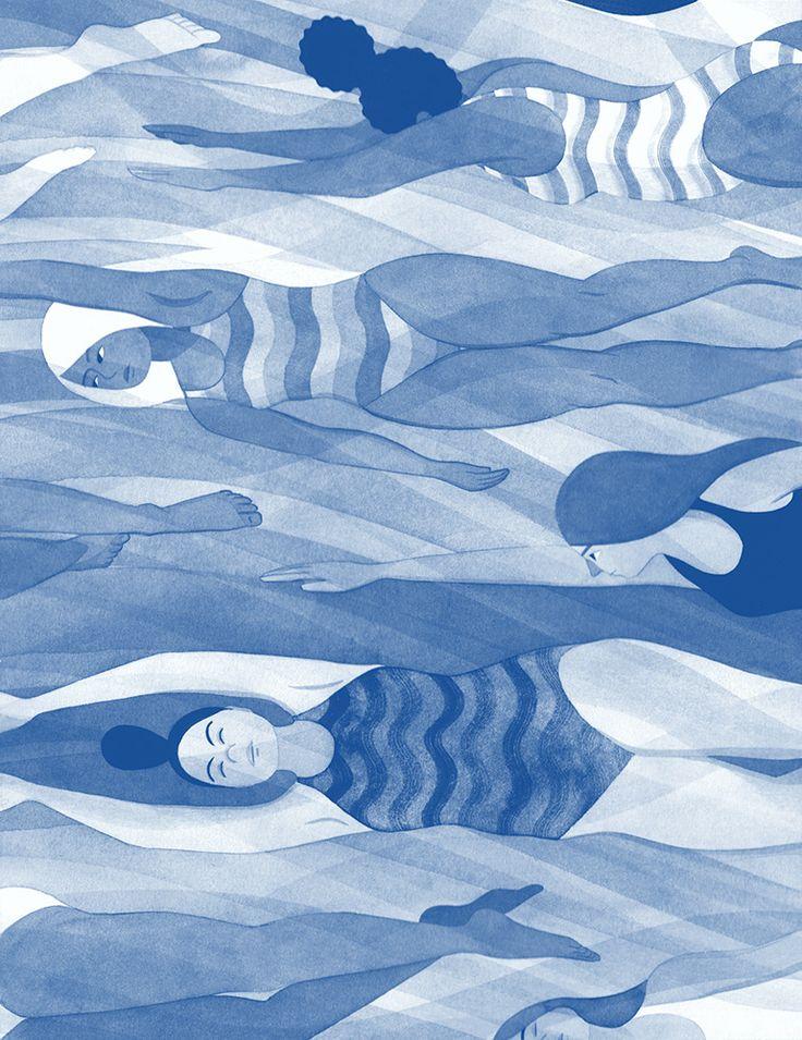 Artist Eleni Kalorkoti takes us on a deep dive to Dreamsville.