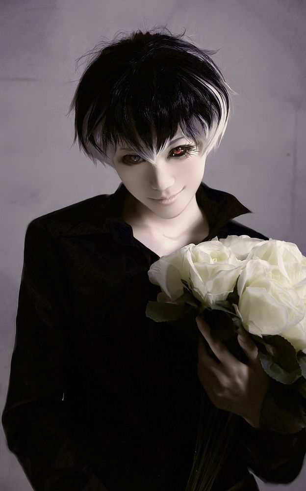 Haise Tokyo Ghoul - Takuwest Cosplay Photo - Cure WorldCosplay
