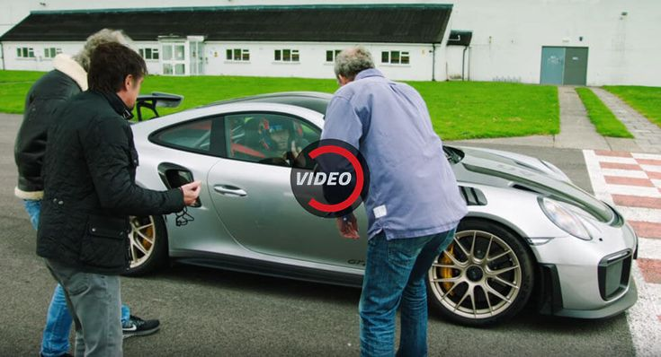 Mark Webber Auditions To Replace The American On The Grand Tour