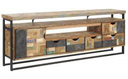 d-Bodhi dressoir hoog Carbon d-Bodhi Carbon Collection Kasten
