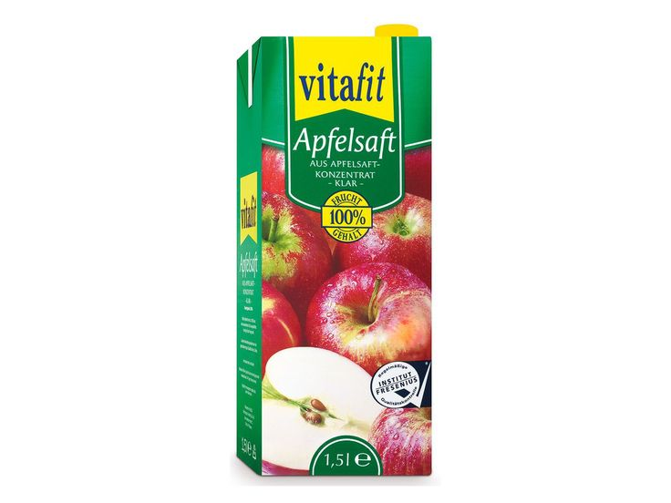 VITAFIT Apfelsaft 1