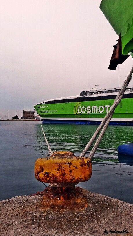 Port Piraeus