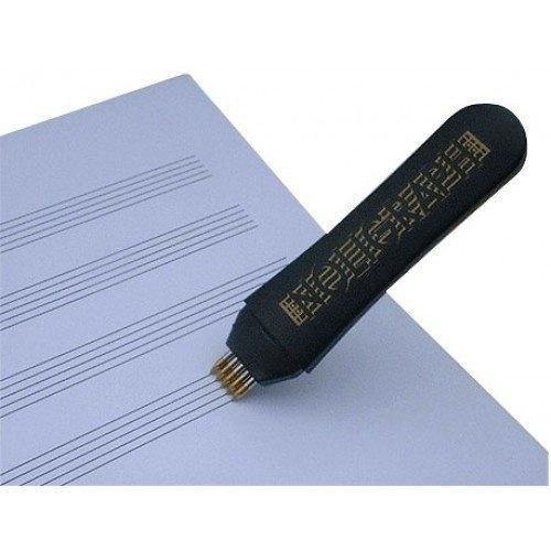 Amazon.com: Noligraph 5-line Staff Liner Pen (Pickboy; Japan Import): Musical Instruments