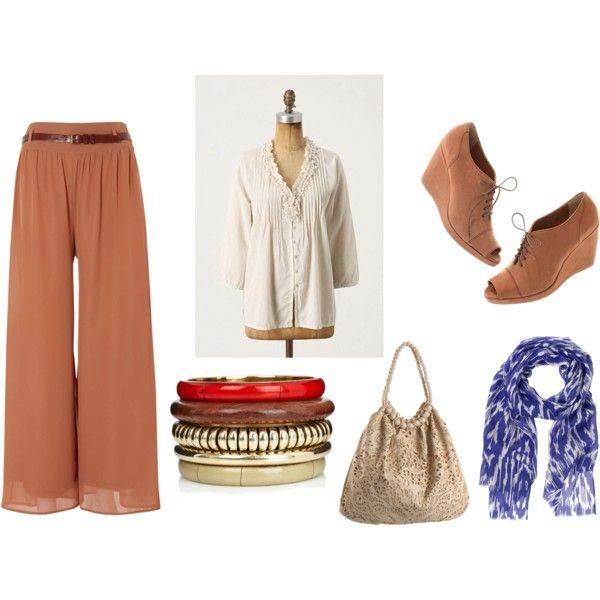 Nina Proudman Style 2, created by ilanamorgan