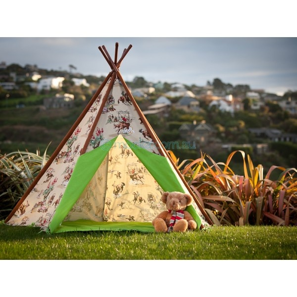 Kids Tepee | Kids Fort | Small Teepee | Childs Tipi | Australia