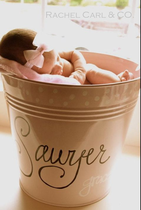 Newborn Photo Prop For Girl Or Boy Preemie Baby Personalized