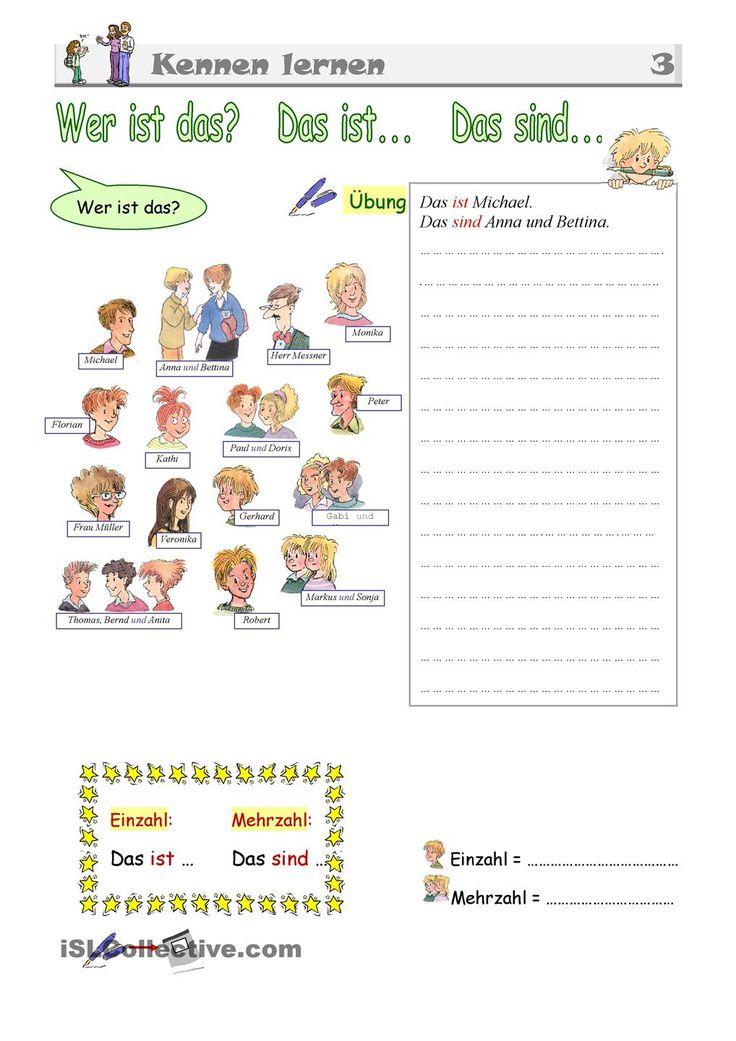 344 best Deutsch lernen images on Pinterest | German language, Learn ...