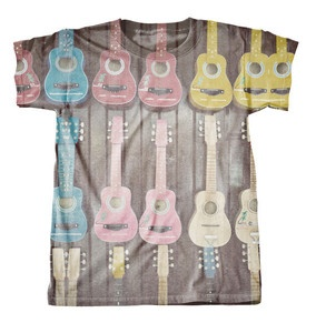 Googoo & Gaga Shirt Boys Guitars