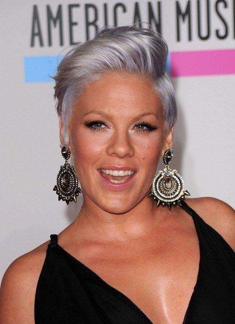 Pleasing 15 Must See Pink Short Hair Pins Short Pastel Hair Pale Pink Short Hairstyles For Black Women Fulllsitofus