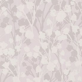 Brewster Wallcovering Kitchen And Bath Resource Iii 56 Sq Ft Purple Vinyl Floral Wallpaper 347 20125 Brewster Wallpaper Purple Wallpaper Brewster Wallcovering