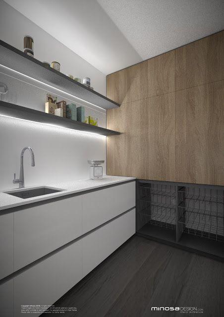 Kchen Modern. Latest The Best Einfach Kchen Modern Mit Kochinsel