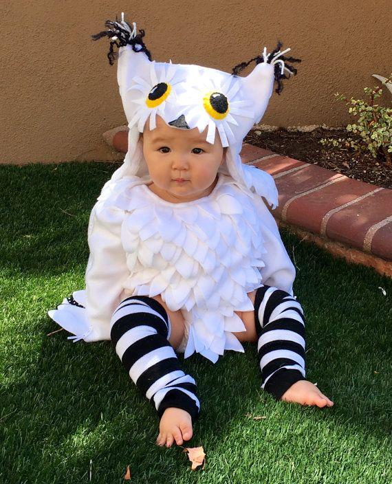 Harry Potter Owl Costume Hedwig Costume Harry Potter Owl