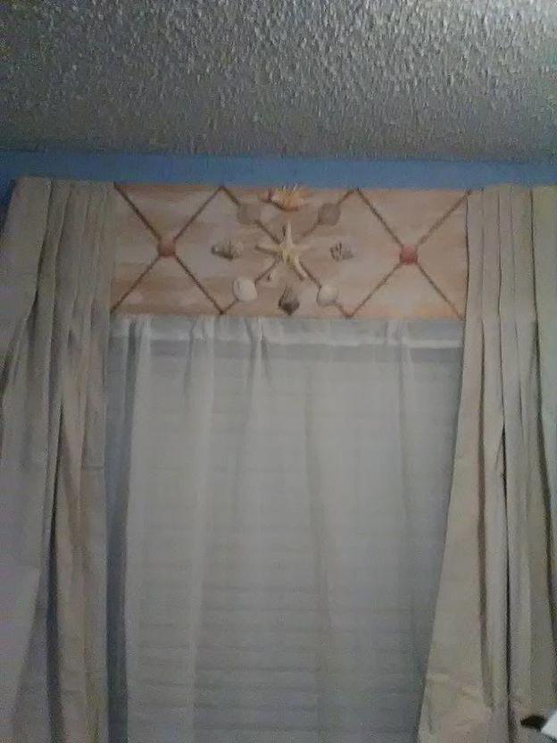 Shabby Beachy Curtains And Decor Shabbychicdiyonabudget Beachy