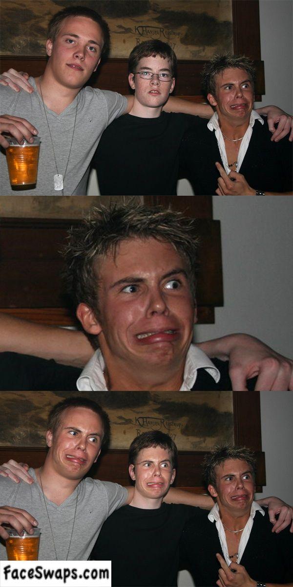 Face Swaps!!