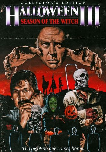 Halloween III: Season of the Witch [DVD] [1982]