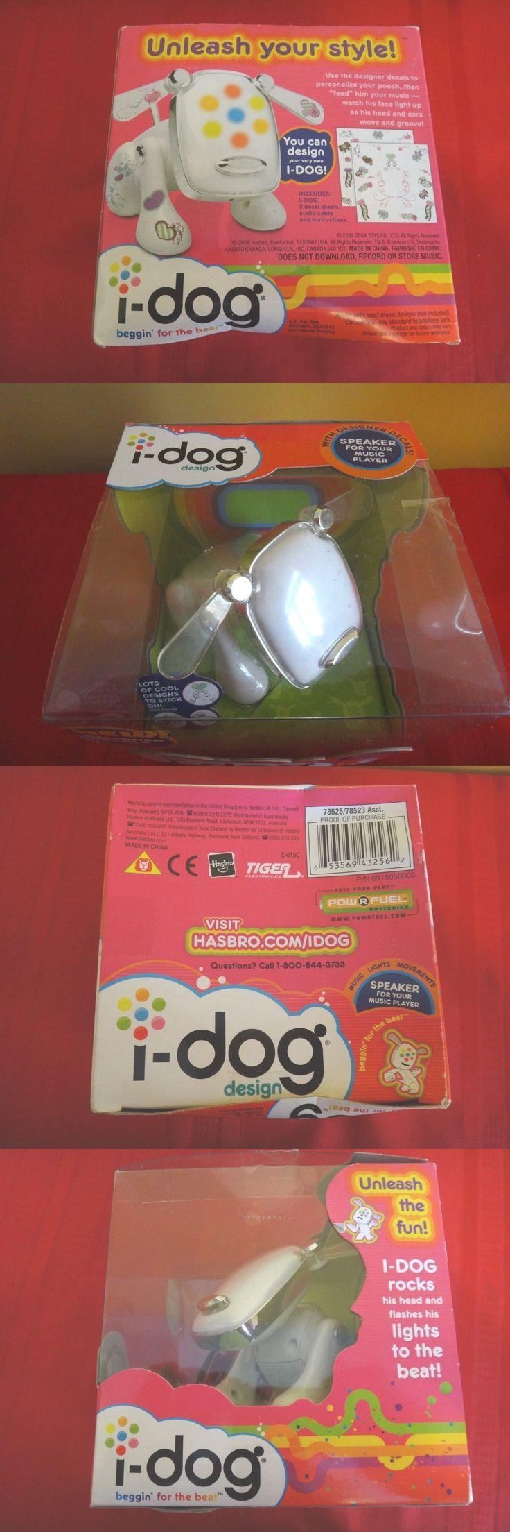 iDog iCat and iFish 119394 *New* 2008 IDog Design White