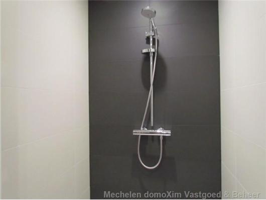 Leuke douche tegel idee badkamer pinterest tegel badkamer en badkamers - Idee tegel douche ...