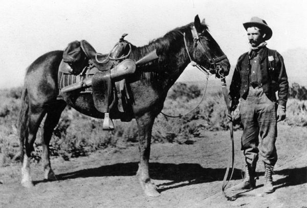 Early Forest Ranger