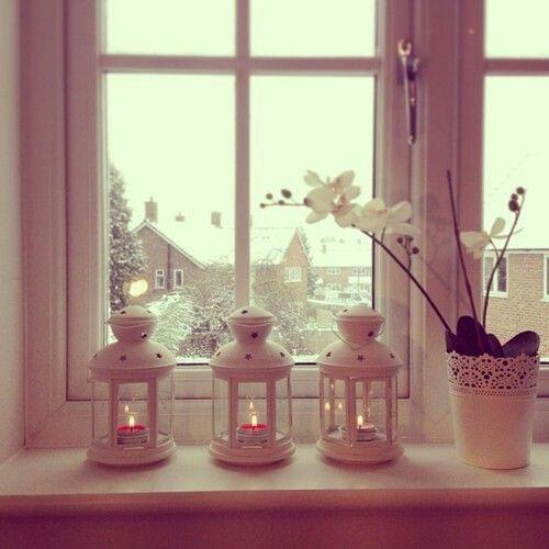 88 best window sill ideas images on pinterest window for Kitchen window sill decoration ideas