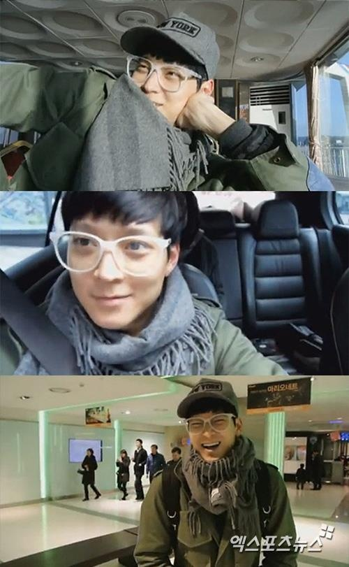 Good news for Kang Dong Won's fan. Kang Dong Won is discharged from military service. pinned with @PinvolveLove