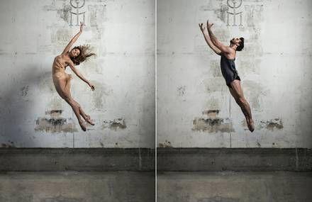 Portraits of Classical Dancers at the Opera de Paris