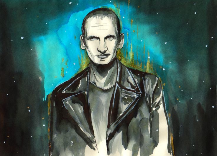 Christopher Eccleston (Doctor Who Serie) 2013 by The Picturesque