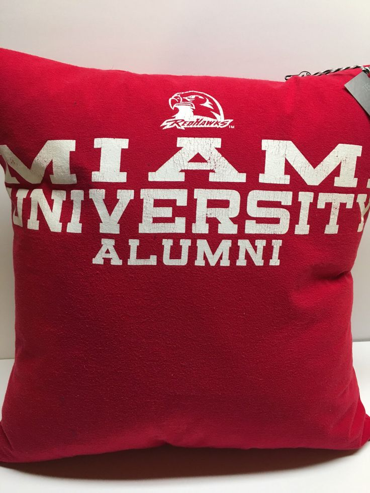 A personal favorite from my Etsy shop https://www.etsy.com/listing/514627461/oxford-ohio-university-alumni-tshirt