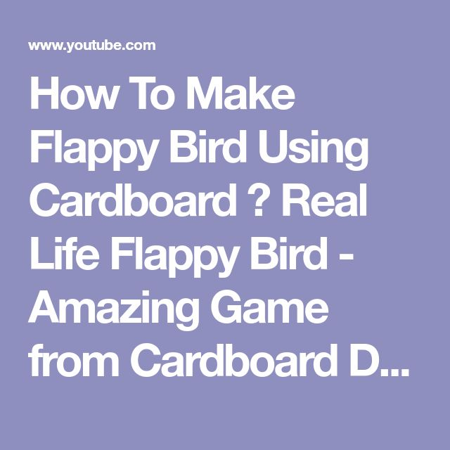Best Flappy Bird Ideas On Pinterest Funny Disney Brut Gold - Flappy bird in real life