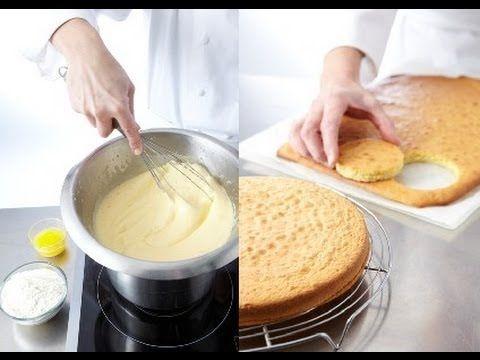 Technique de cuisine : Réaliser une génoise