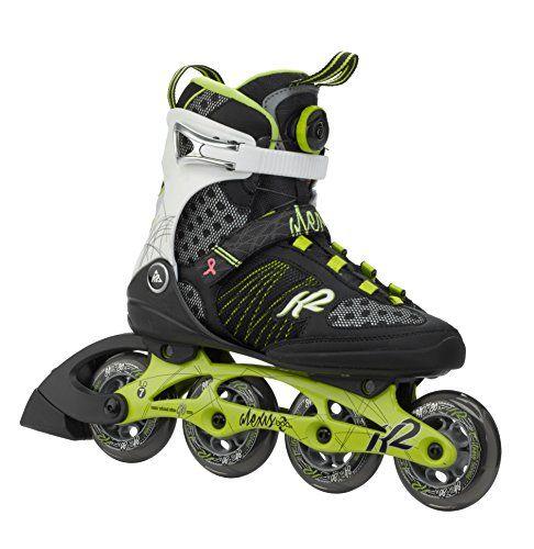 Sale Preis: K2 Damen Inline Skate Alexis Boa, Schwarz/Grün, 7.5, 3050100.1.1.075. Gutscheine & Coole Geschenke für Frauen, Männer & Freunde. Kaufen auf http://coolegeschenkideen.de/k2-damen-inline-skate-alexis-boa-schwarzgruen-7-5-3050100-1-1-075