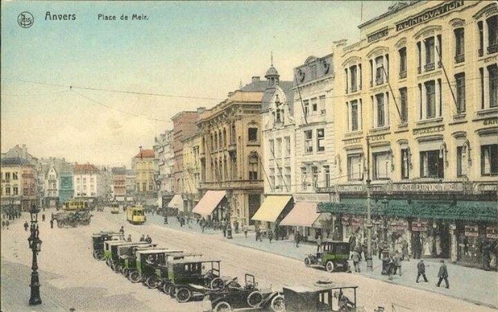 De Meir - Antwerpen (vroeger)