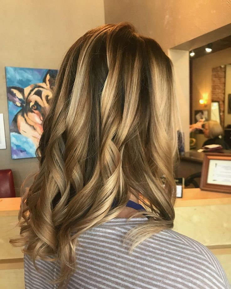 Multidimensional color and curls gracekellysalon curls