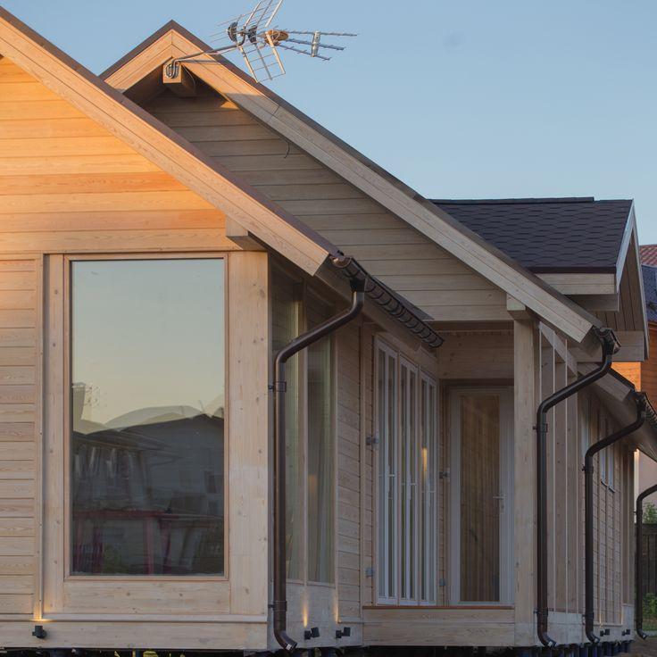 Интерьеры деревянных фахверковых домов