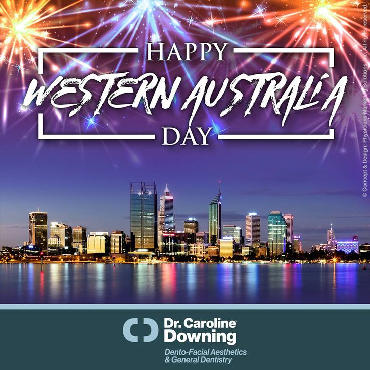 #happywesternaustraliaday — Wishing you and your family a safe and wonderful Western Australia Day. / Dr. Caroline Downing www.drdowning.com.au / #carolinedowning #dental #practice #cosmetic #services #implant #invisalign #teeth #whitening #filler #neutralbay #dentist #anti #wrinkle #skincare #lip #fillers #porcelain #crowns #veneers #bridge #clear #braces #SmileDocs #SmileDeals #holiday #westernaustralia