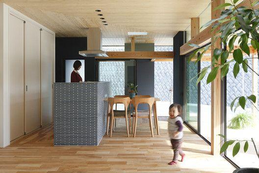 Agui House,Courtesy of ALTS Design Office