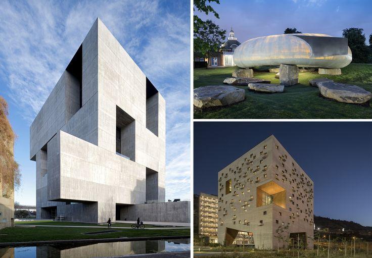 Galería de Tosca, pero a la vez, poética: El gran momento de la arquitectura chilena - 1