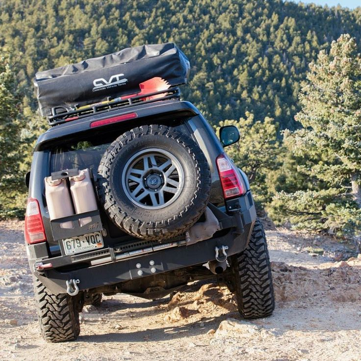 4th gen 4runner Rear Bumper made by CBI available at http://www.lowrangeoffroad.com/toyota-off-road-parts/2003-2009-toyota-4runner/rear-bumpers/2003-2009-toyota-4runner-rear-plate-bumpers-with-swing-away-tire-carrier-by-cbi-off-road-fab-t4r4-rb-pkg.html  #T4R / #Toyota / #4runner / #4thgen4runner / #lowrangeoffroad / #Overlanding / #CBI /