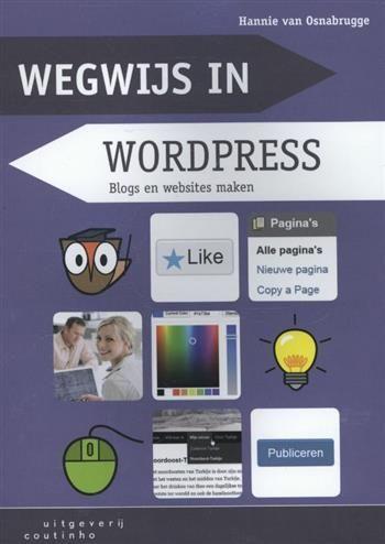 Wegwijs in WordPress  Description: Wegwijs in WordPressis een eerste kennismaking met WordPress: een programma om weblogs en websites te maken. Een weblog is een soort online dagboek. In zes lessen leert u uw weblog te activeren zelf berichten te plaatsen de lay-out van uw weblog aan te passen de weblog overzichtelijk te houden en uiteindelijk van de weblog een website te maken.De nadruk ligt op de praktijk. Elke les bestaat uit een korte inleidende tekst gevolgd door…