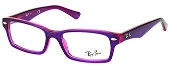 Ray-Ban Jr Junior Rectangle Plastic Eyeglasses.