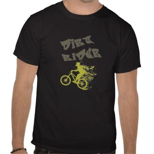 Dirt rider t shirts