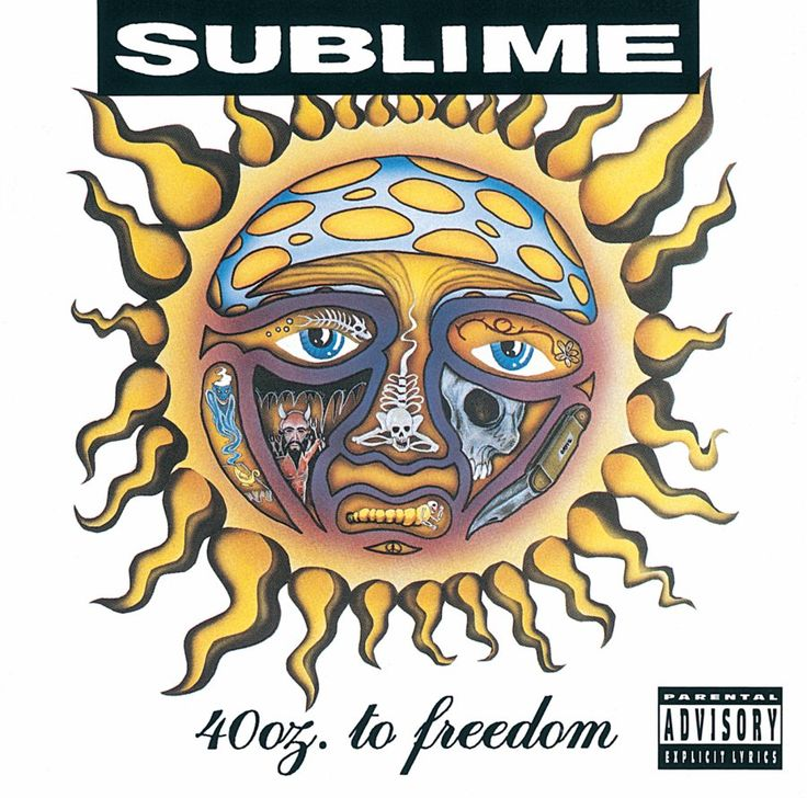 Sublime - 40oz to freedom. Best album in the world