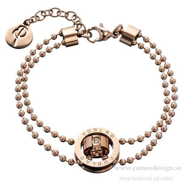 Armband i rosé från EDBLAD, 299 kr.