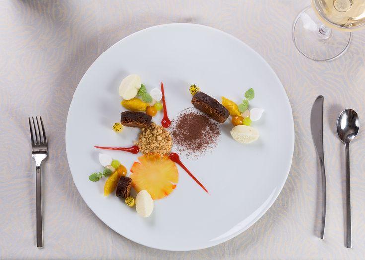 Dessert at Rodos Palladium