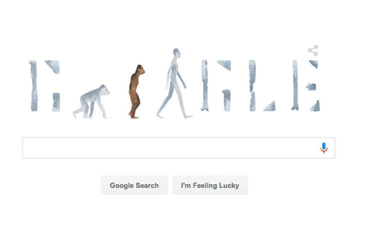 Video on Lucy, the Australopithecus.....Google has marked the anniversary of the discovery of the fossilised remains   in 1974 with a special Google Doodle