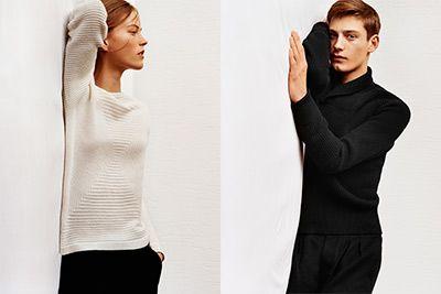 ユニクロがクリストフ・ルメールとコラボ「ユニクロ アンド ルメール」15年10月上旬より発売 | ニュース - ファッションプレス